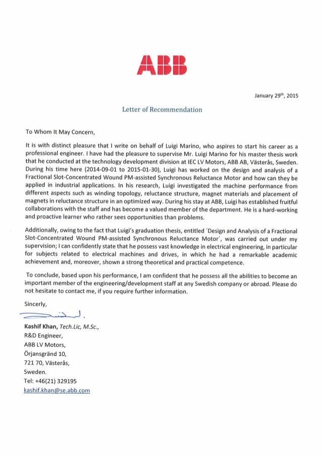 reference letter kashif khan abb