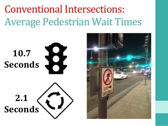 What'sCausingtheEfDiciency? -Seamless/Efficient Pedestrian-Vehicle Interactions -LessStop-and-Go VehicleBehavi...