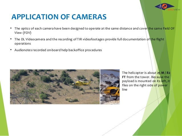  The optics of each camera have been designed to operate at the same distance and cover the same Field Of View (FOV)  Th...