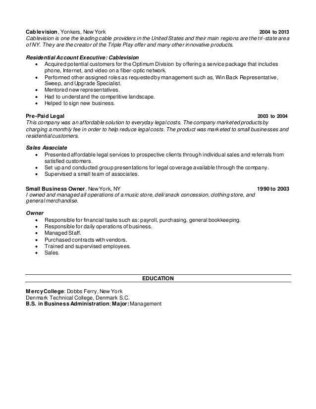Lenny's New Resume (3 1-2 half) comcast ,