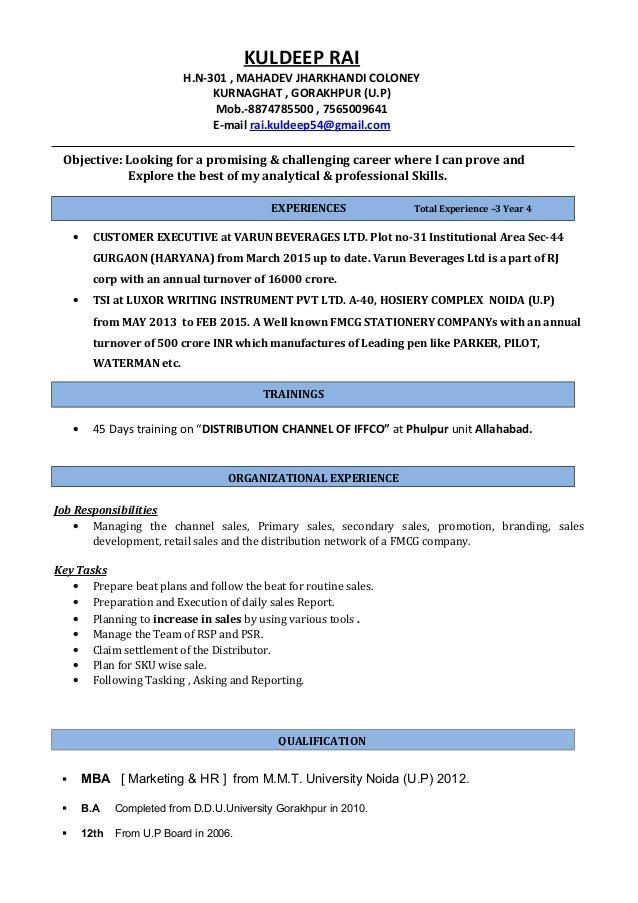 kuldeep resume