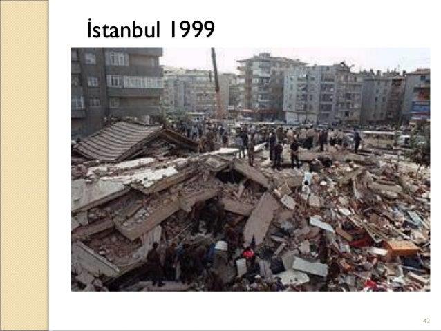 42 İstanbul 1999