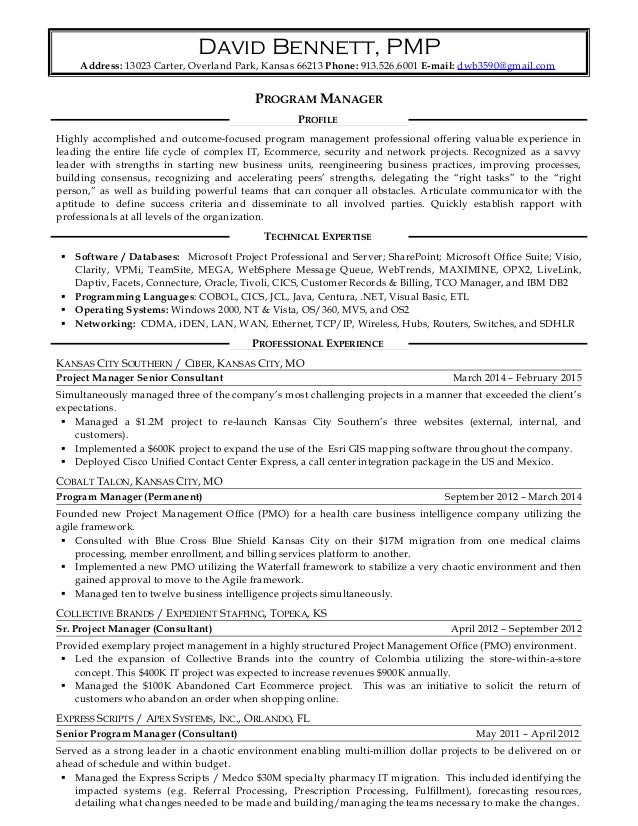 Sharepoint Resume | Cover Letter