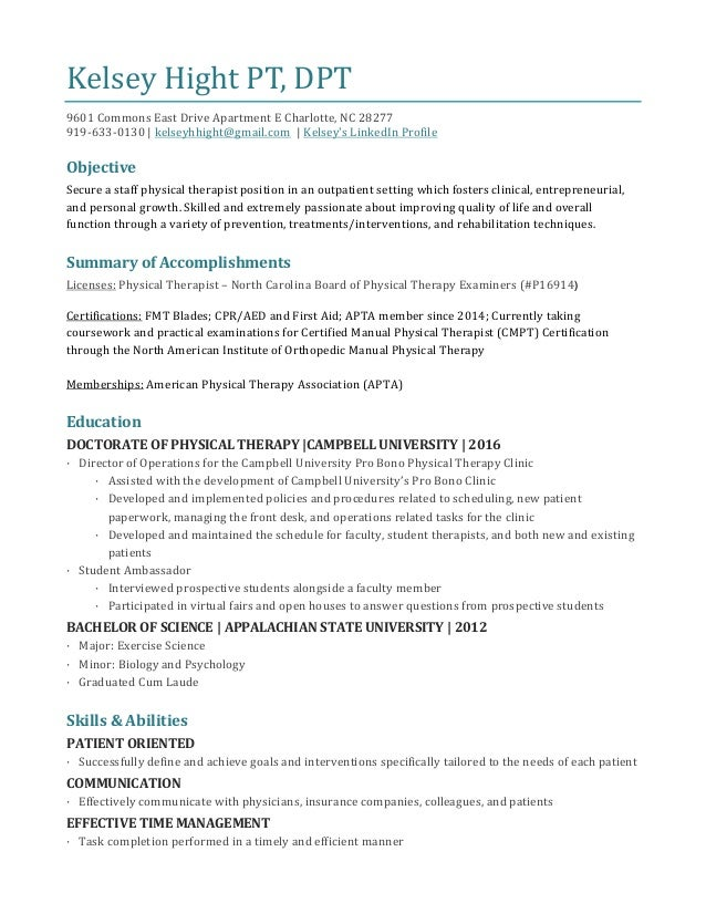 K_Hight Resume