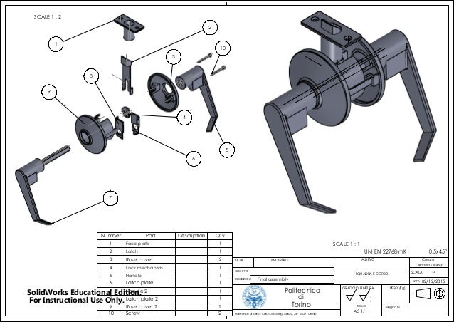 Motion Instructor Guide - SolidWorks
