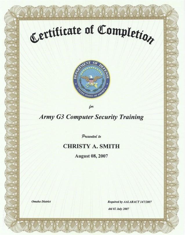 Confidential Certificates
