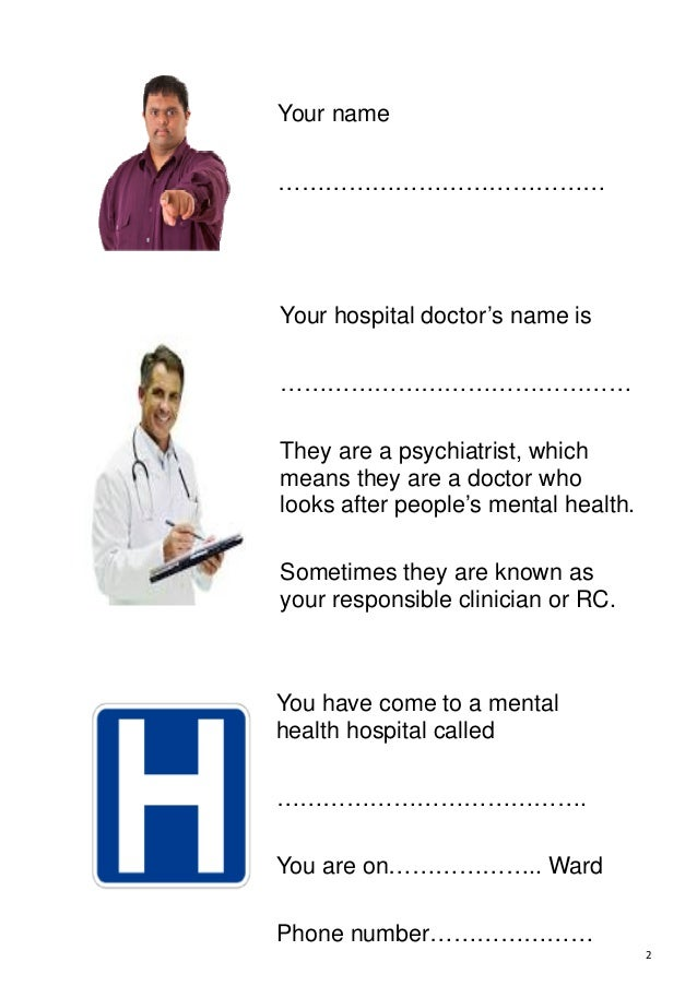Easy Read MHA Section 2 PDF