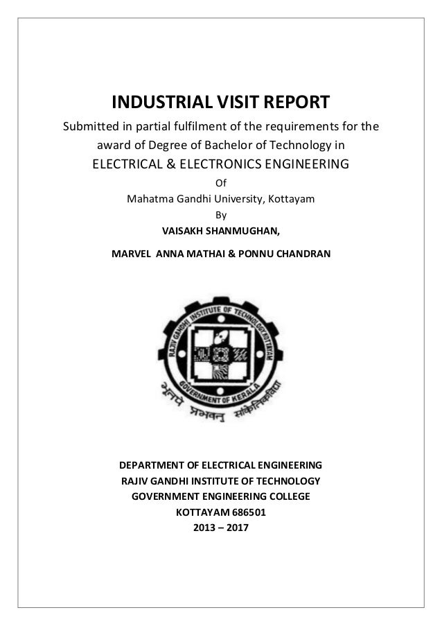 report on industrial visit to amul Industrial visit report  community experts online right now ask for free ask your question fast.