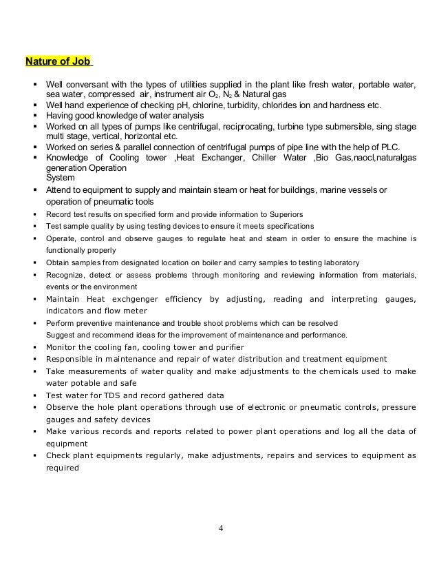 raju letest utility resume