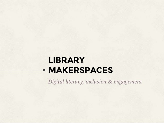 Making library makers: A practical guide to developing