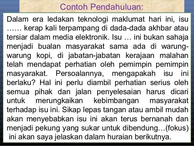 Teknik Menjawab Bahasa Melayu Kertas 1 Spm