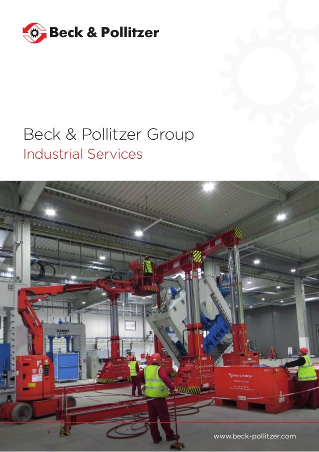 Beck & Pollitzer Group Industrial Services www.beck-pollitzer.com