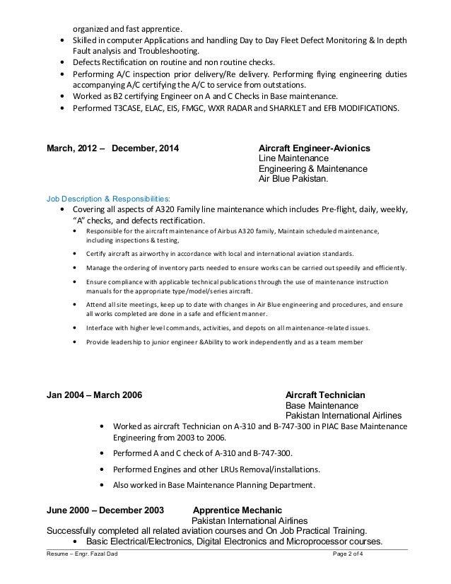 fazal dad resume