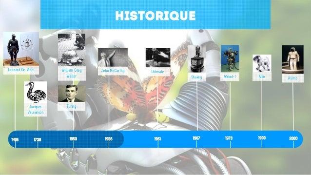 historique robotique