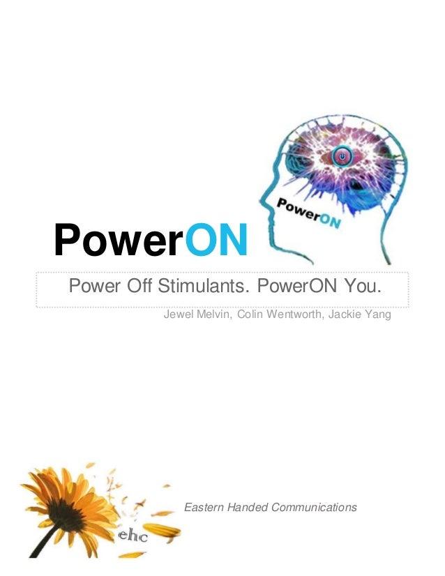 poweron campaign