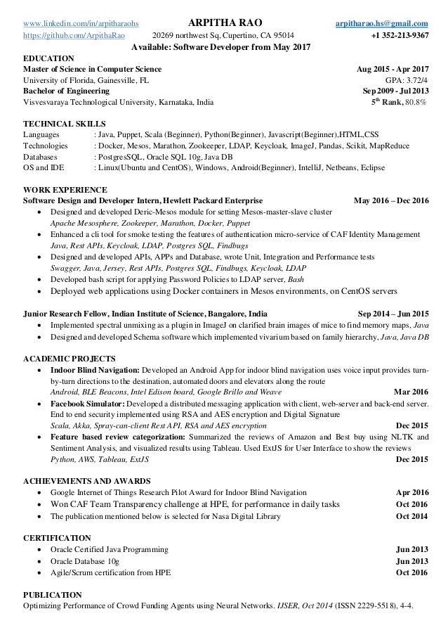 Arpitha_Resume