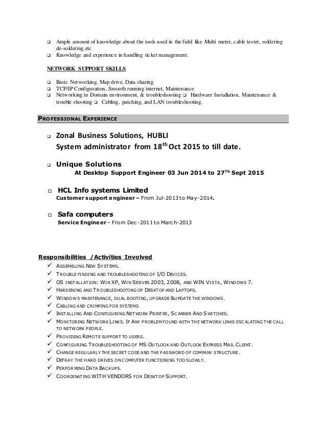 gous resume