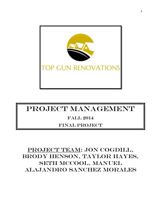project management paper 1 Become a project management minimalist -- video 1  many project managers would agree that this is one of the biggest problems in project management project.