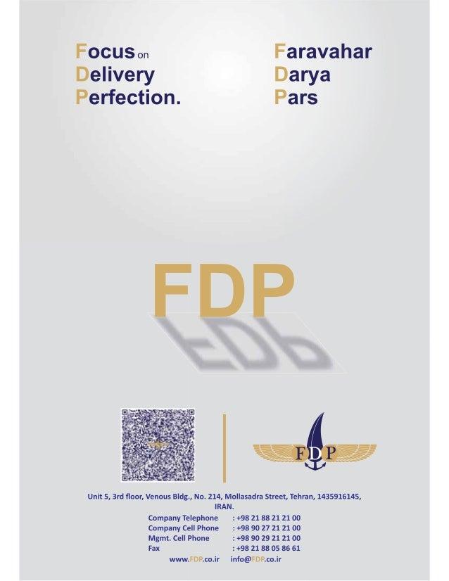 FDP Catalogue