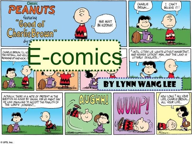 by Lynn Wang Lee E-comics
