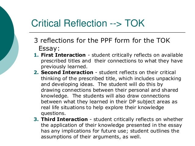 cas reflections essay How to write your reflection for your cas activities 10/1/2010 1 pre-reflection: a what goals do i hope to accomplish b which learner objectives do you hope to meet.
