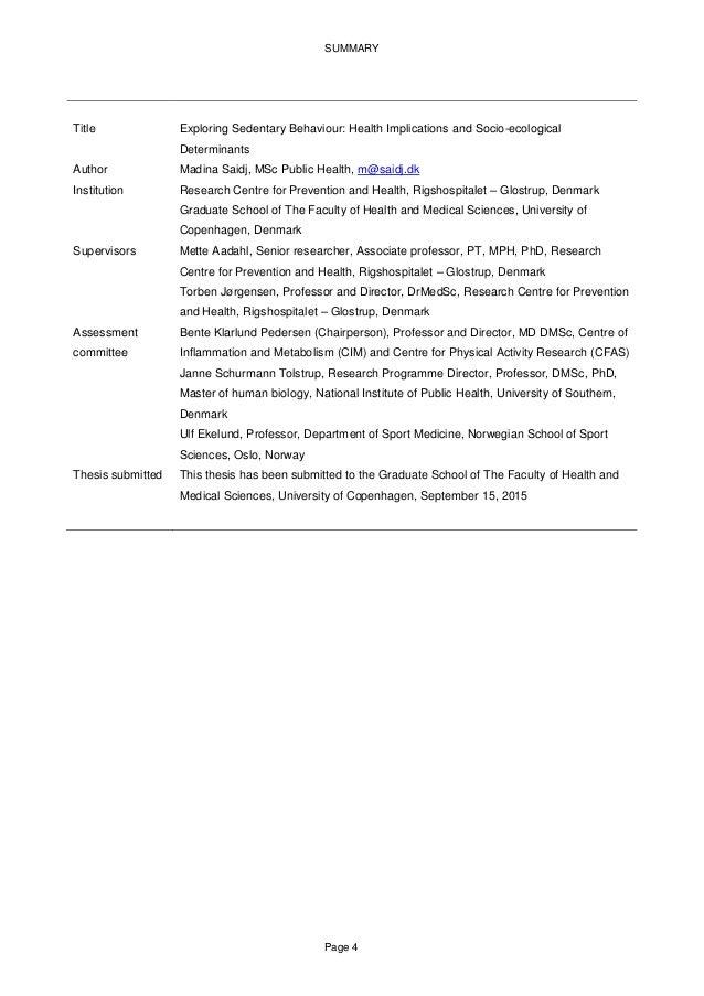 Linneberg phd thesis