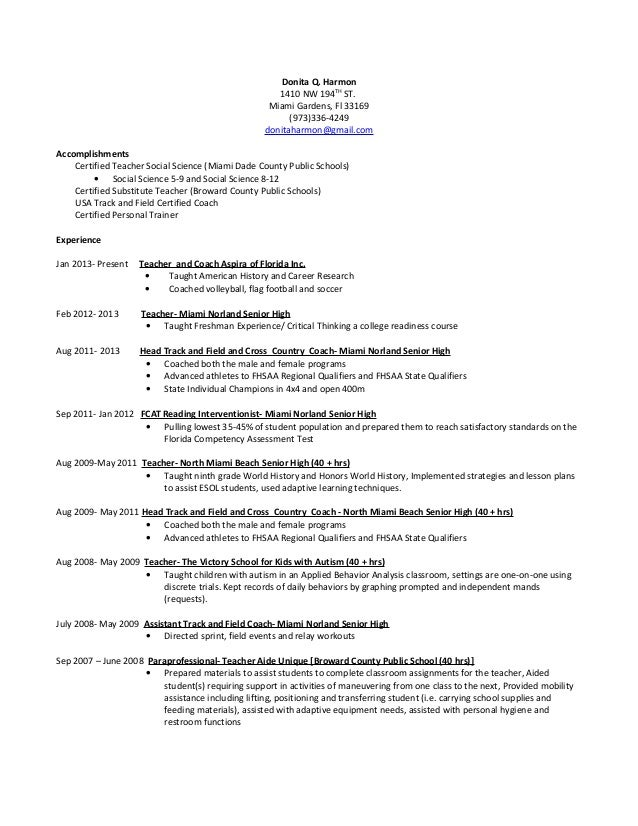 amazing track and field coaching resume ideas resume samples