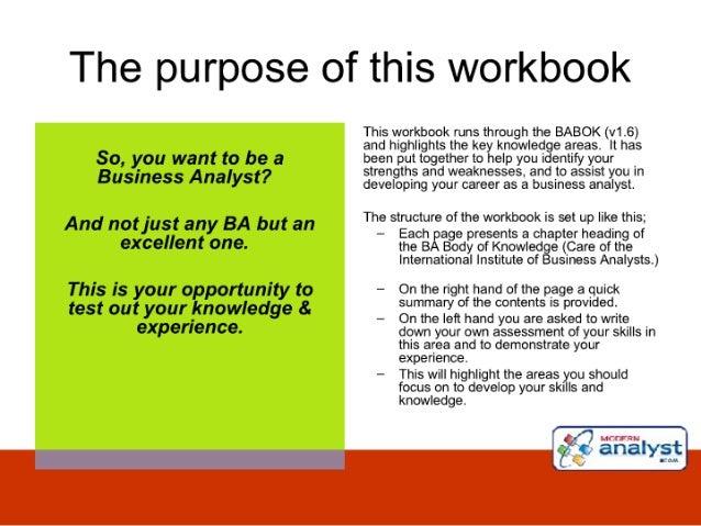 Ba Skills And Knowledge Audit Slide 2