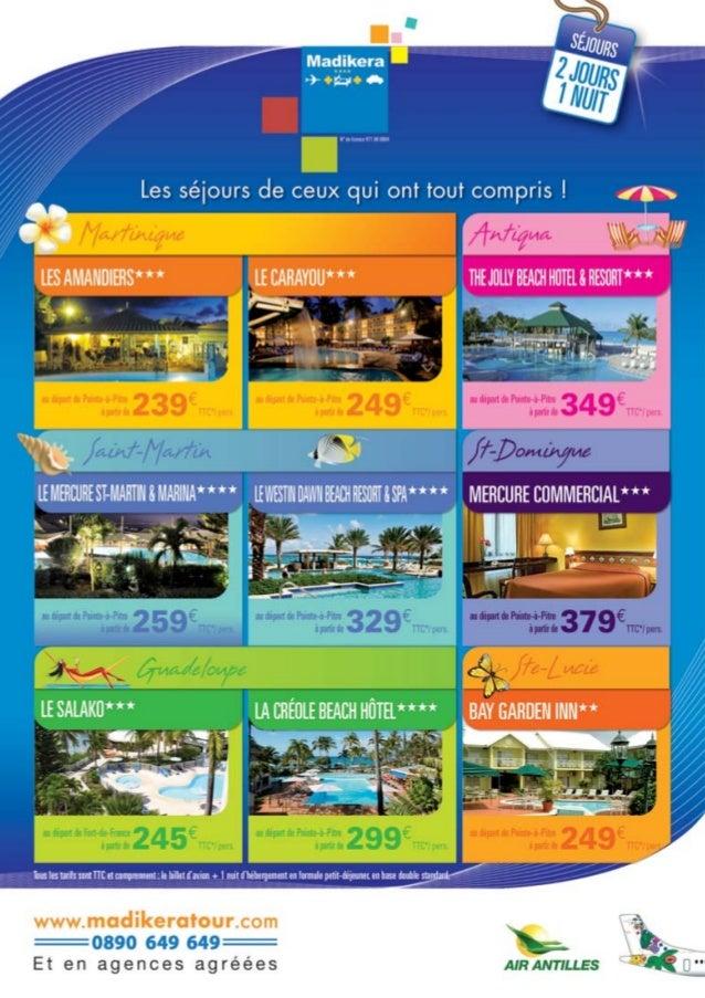 Le Bon Air Antilles & Guyane n°18 Janvier Février 2014