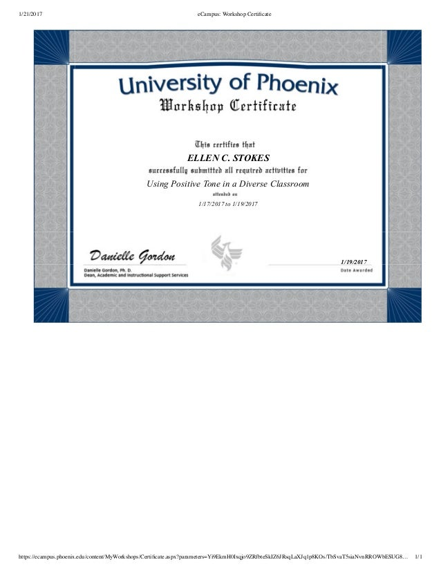 ecampus phoenix sign in