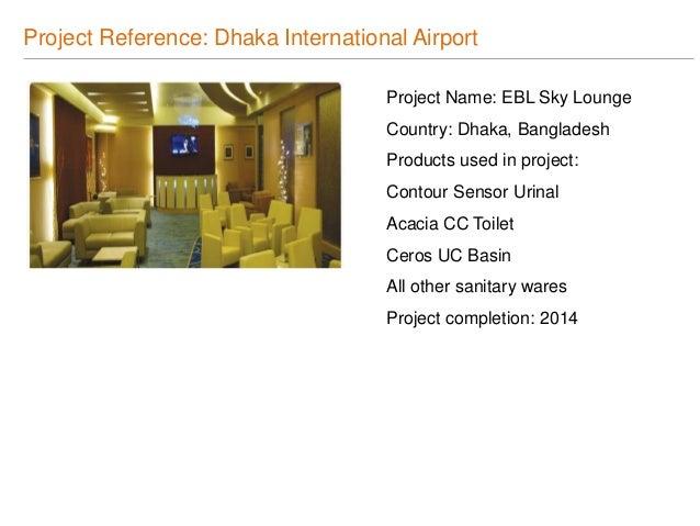 American Standard Bangladesh Project References 2014 2015