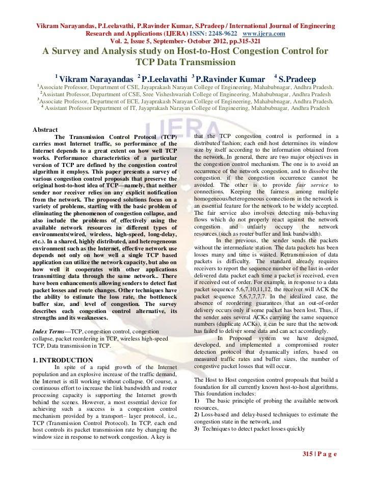 Vikram Narayandas, P.Leelavathi, P.Ravinder Kumar, S.Pradeep / International Journal of Engineering               Research...