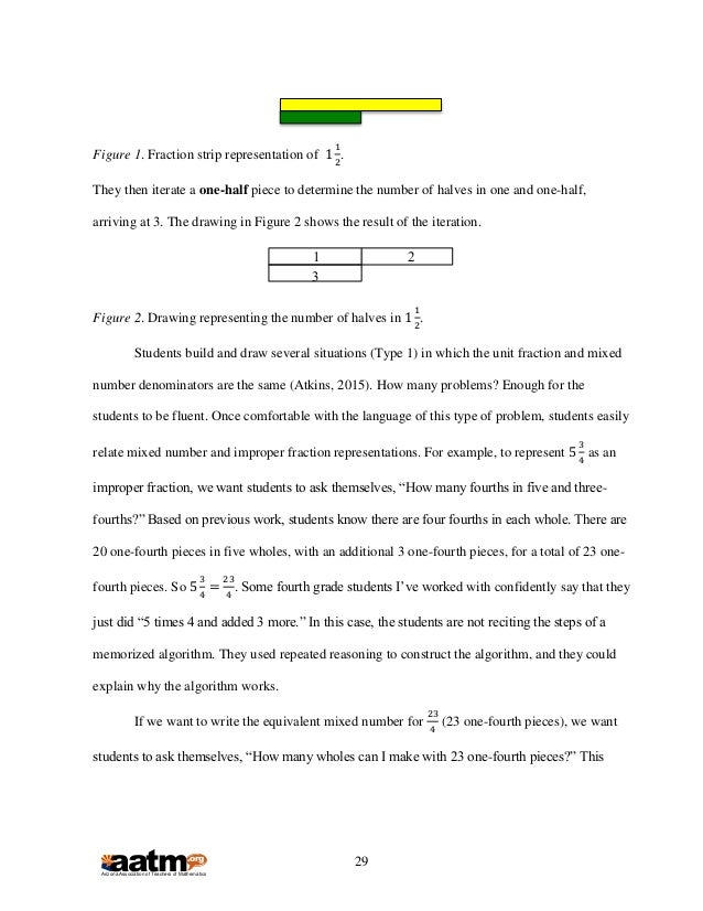 FALL 2016 AATM Journal – Fraction Strip Worksheet