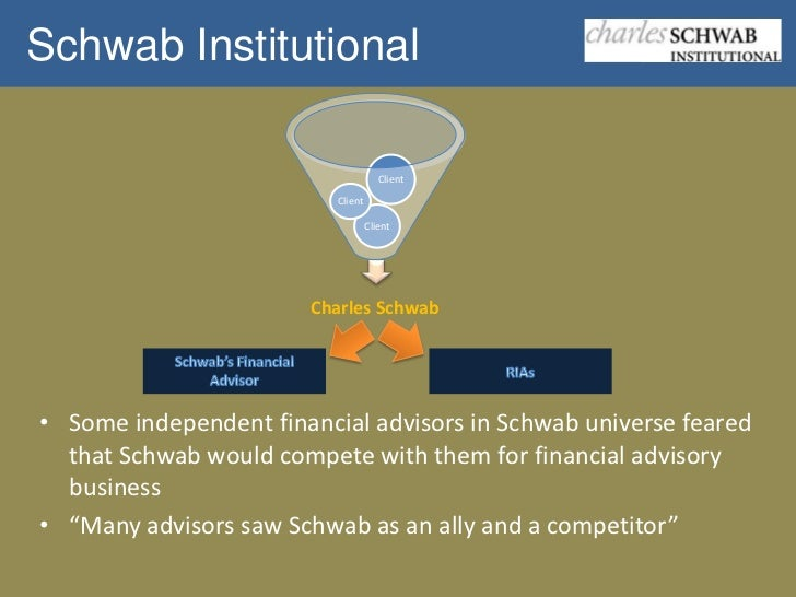 talk to chuck case study Charles schwab case study charles schwab case study skip navigation charles 'chuck' schwab tells mark thompson about how his suffering made him a.