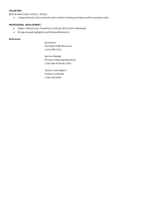 resume healthcare admin