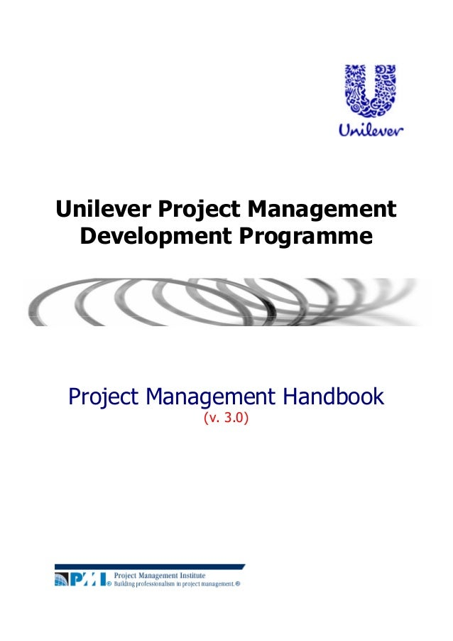 Jobs für Unilever Project Manager