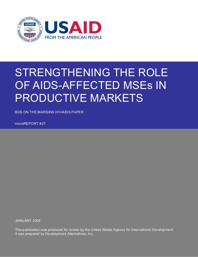 JANUARY 2005 This publication was produced for review by the United States Agency for International Development. It was pr...