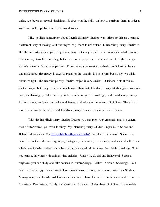 personal essay amber malone  2