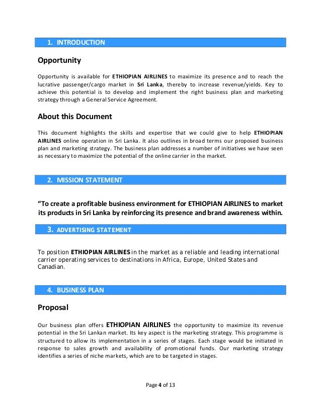 ethiopian-airlines-online-proposal-4-638 Opm Cover Letter Template on guidance cover, annuitant confirmation, retirement annual award, temporary detail, investigator cover, security breach, example volunteer, reprimand template, management directed relocation, sample recommendation,