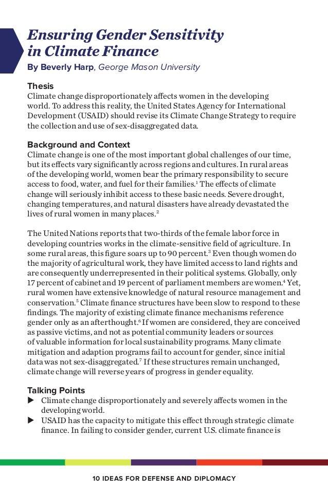 Context sensitivity thesis