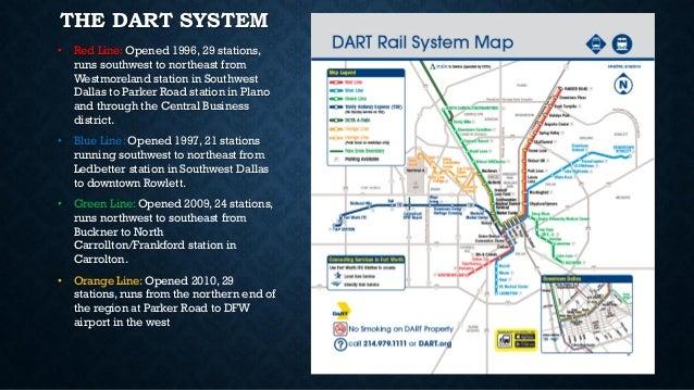Dallas DART TOD Presentation