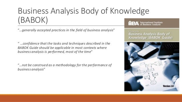 business architecture body of knowledge pdf