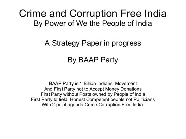 corruption in india 2010 essay 7 response to an essay: corruption in india 2010 (8) june (6) child labour in india an essay: corruption in india an essay.