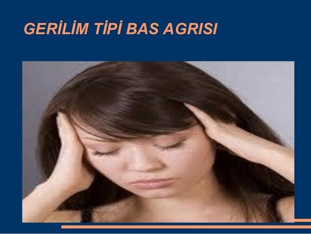 TRİGEMİNAL NEVRALJİ Tic douloureux ● Ağrı trigeminal sinirin yayıldıgı bölgedeki bir kaç saniye süren çok şiddetli ağrıdır...