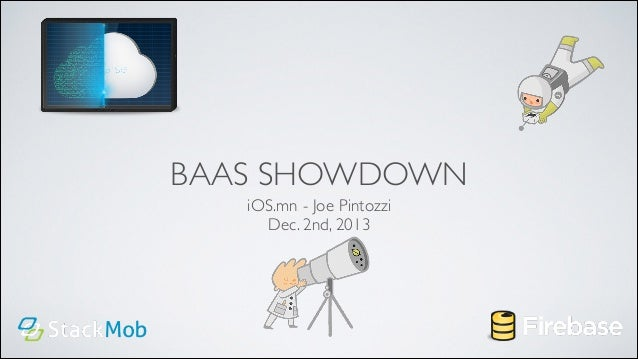BAAS SHOWDOWN iOS.mn - Joe Pintozzi  Dec. 2nd, 2013