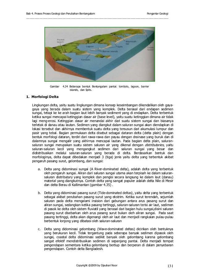 Bab 4 Proses Proses Geologi
