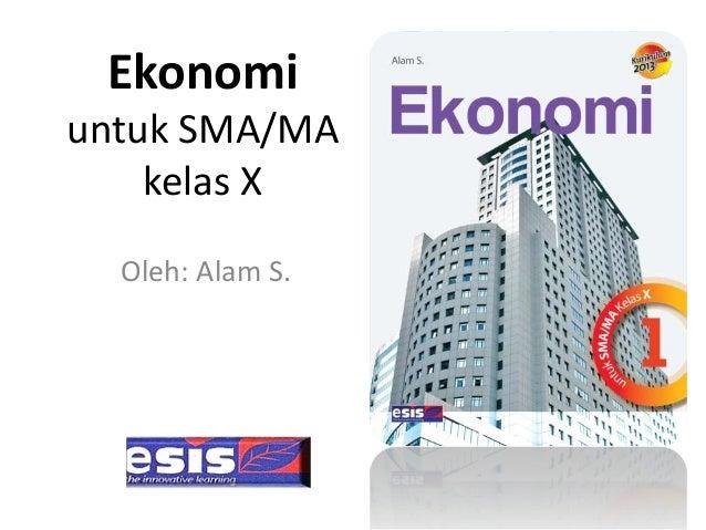 Ebook Ekonomi Kelas 11 Kurikulum 2013