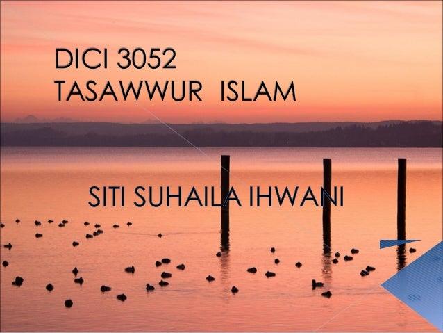 Di akhir kursus ini pelajar akan dapat:  Memahami konsep-konsep yang terpenting dalam ajaran Islam.  Menghayati konsep-k...