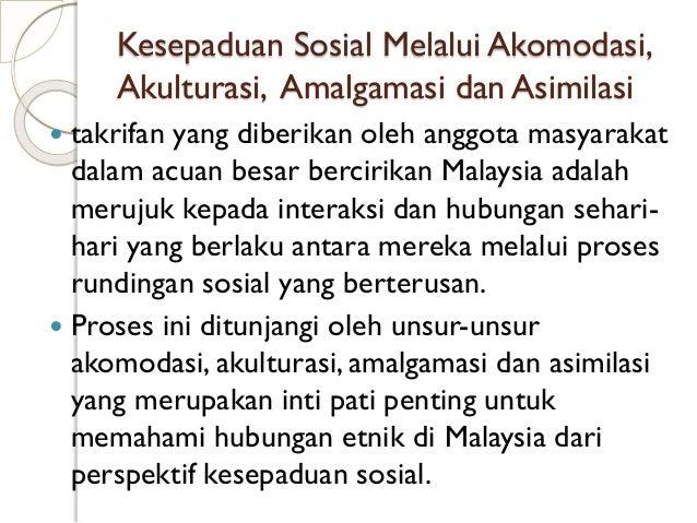 Contoh Akulturasi Malaysia Musik Nyah
