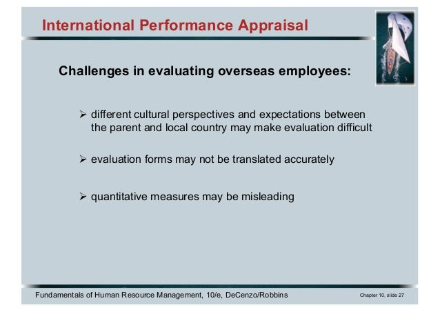 six factors that distort performance appraisals A performance appraisal (pa), also referred to as a performance review, performance evaluation, (career) development discussion, or employee appraisal is a method by which the job performance of an employee is documented and evaluated.